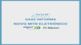 MTR Eletrônico - SIGOR