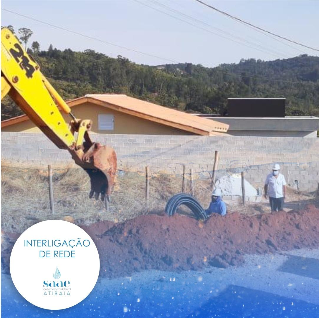 Ampliação da rede de abastecimento de água