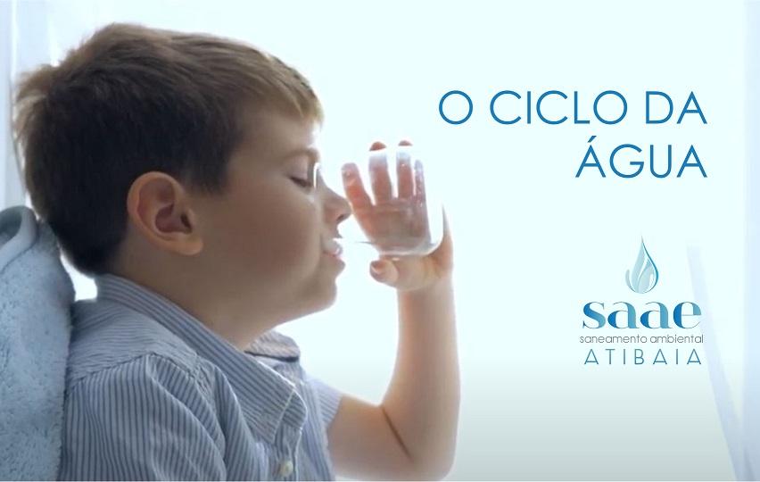 Ciclo do tratamento da água