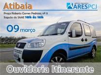Ouvidoria Itinerante da ARES-PCJ ATENDIMENTO