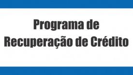 Programa de Recuperação de Crédito