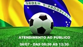 ATENDIMENTO AO PÚBLICO 06/07