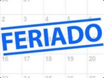 NÃO HAVERÁ EXPEDIENTE DIAS 15 E 16/JUN