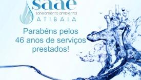 46 anos SAAE Atibaia